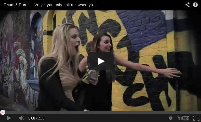 BRITHOPTV: [Music Video] Dpart (@Dpartartist), & Porcz ( @Porcz), - 'Why'd you only call me when you're high' [@ChibaVisuals]| #UKRap #UKHipHop