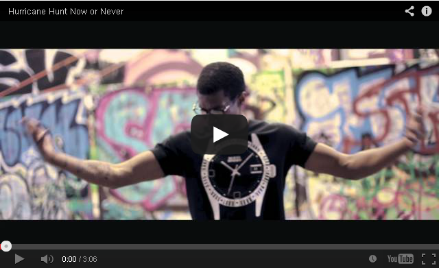 BRITHOPTV_ [Music Video] Hurricane Hunt ( @huntcashflow) – 'Now Or Never' I #UKRap #UKHipHop.
