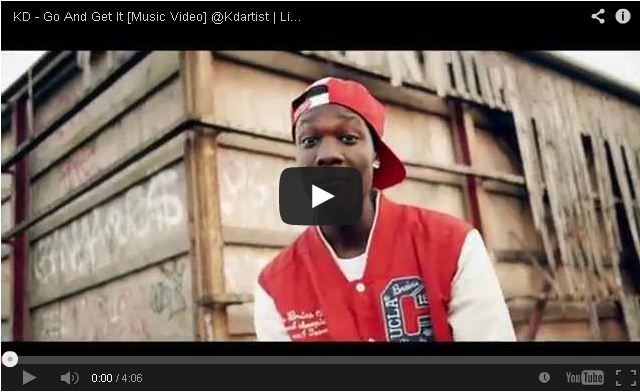 BRITHOPTV_ [Music Video] KD (@Kdartist) – 'Go And Get It' I #UKRap #UKHipHop
