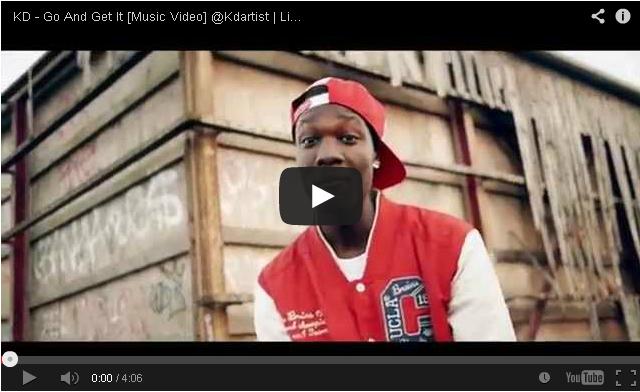 BRITHOPTV_ [Music Video] KD (@Kdartist) – 'Go And Get It' I #UKRap #UKHipHop