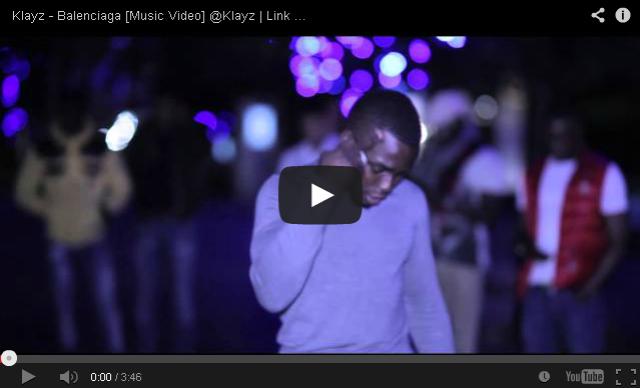 BRITHOPTV_ [Music Video] Klayz (@Klayz) – 'Balenciaga' I #UKRap #UKHipHop.p