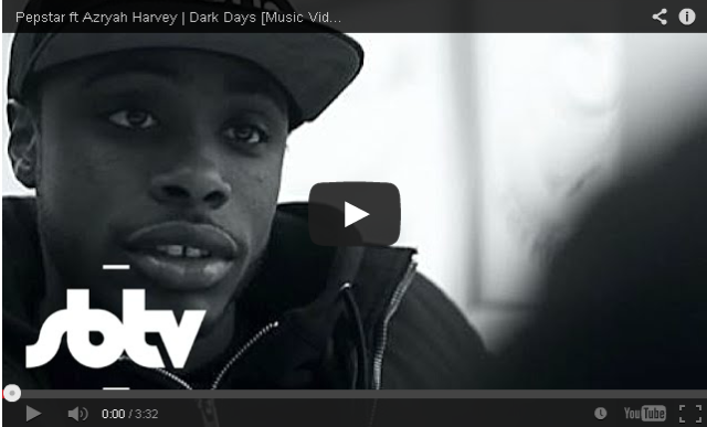 BRITHOPTV: [Music Video] Pepstar (@Pepstaruk) - 'Dark Days Ft. Azryah Harvey (@AzryahMusic)' | #UKRap #UKHipHop
