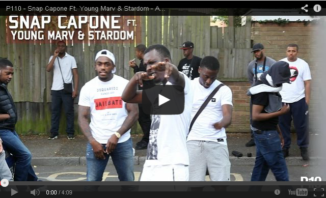 BRITHOPTV: [Music Video] Snap Capone (@SnapCapone) - 'All We Talk Ft. Young Marv (@YoungMarv_) & Stardom (@stardom2013)' | #UKRap #UKHipHop