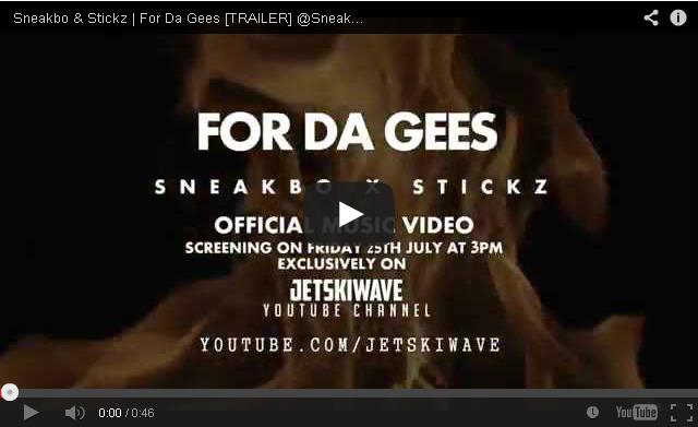 BRITHOPTV_ [Music Video] Sneakbo (@Sneakbo) & Stickz (@StizzyStickz) – 'For Da Gees' [@HBVTV] I #UKRap #UKHipHop