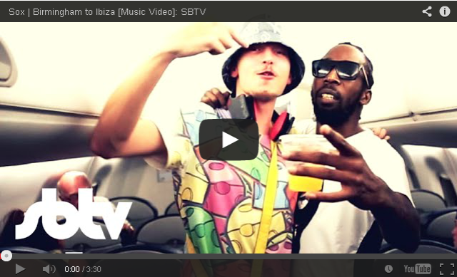 BRITHOPTV: [Music Video] Sox (@sox_invasion)- 'Birmingham to Ibiza' | #Grime