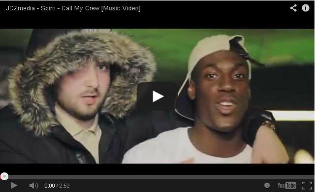 BRITHOPTV: [Music Video] Spiro (@artistspiro) - 'Call My Crew' [ @JDZMedia]   #UKRap #UKHipHop