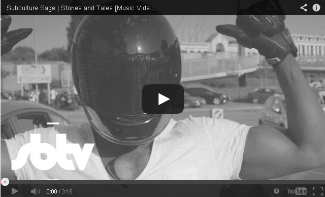 BRITHOPTV: [Music Video] Subculture Sage (@subculturesage) - 'Stories and Tales ' | #UKRap #UKHipHop