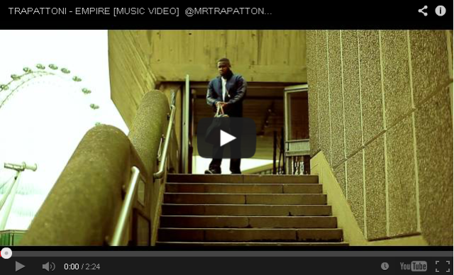 BRITHOPTV: [Music Video] Trapattoni (@MrTrapattoni) - 'Empire' [@TVTOXIC] | #UKRap #UKHipHop