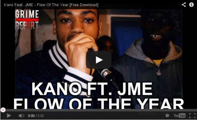 BRITHOPTV: [New Music] Kano (@ThRealKano) - 'Flow Of The Year Feat. JME (@JMEBBK)' | Grime