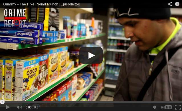 BRITHOPTV: [Web Show] Grimmy (@GrimmyMob) - #TheFivePoundMunch [S1: E:24] [ @GrimeReportTV] | #Grime