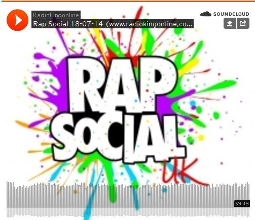 BRITHOPTV: [Radio Show]  @RapSocial Radio Show: 18th July 2014  [@JoeyClipstar/ @YanksCeasar] | #UKRap #UKHipHop