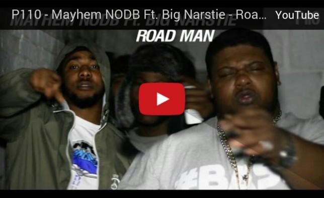 BRITHOPTV: [Music Video] Mayhem NODB (@Mayhem_NODB) - 'Road Man Ft. Big Narstie (@BigNarstie)' | #Grime http://wp.me/p1fcHo-1Gr