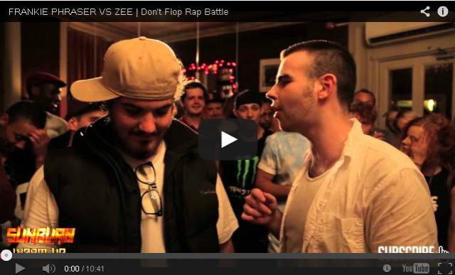 BRITHOPTV: [Battle Video] Frankie Phraser (@BigPhraser47) Vs Zee [ @DontFlop] | #UKHipHop #UKBattleRap