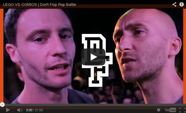 BRITHOPTV: [Battle Video] Lego (@Lego_Mush) Vs Ogmios ( @OgmiosMusic) [ @DontFlop]   #UKHipHop #UKBattleRap