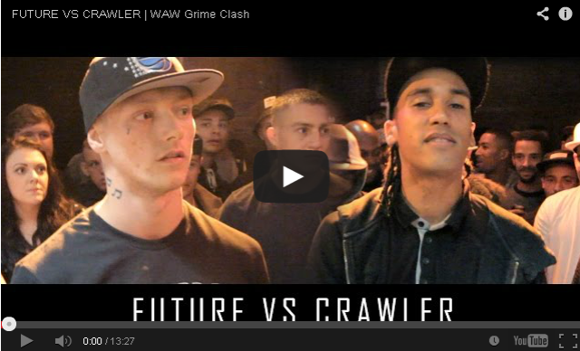 BRITHOPTV: [Battle Video] WAW Grime Clashes: Future (@futurehuddz) Vs Crawler (@0113crawler) [@wawgrimeclashes] | #Grime