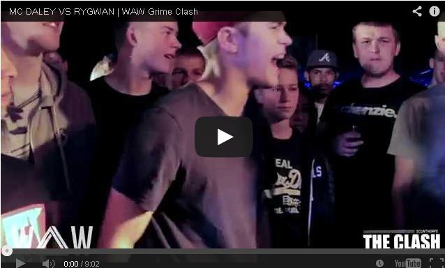 BRITHOPTV: [Battle Video] WAW Grime Clashes: MC Daley (@Daley_MC) Vs Rygwan (@rygwan1) [@wawgrimeclashes] | #Grime