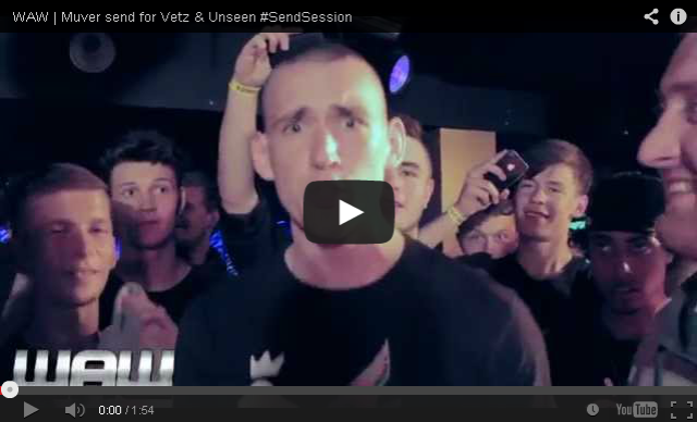 BRITHOPTV: [Battle Video] WAW Grime Clashes: | Muver send for Vetz & Unseen #SendSession [@wawgrimeclashes] | #Grime