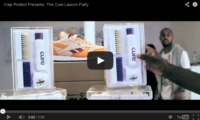 BRITHOPTV: [Behind The Scenes] Crep Protect Presents: The Cure Launch Party [@GRMDAILY]| #Grime #Trainers