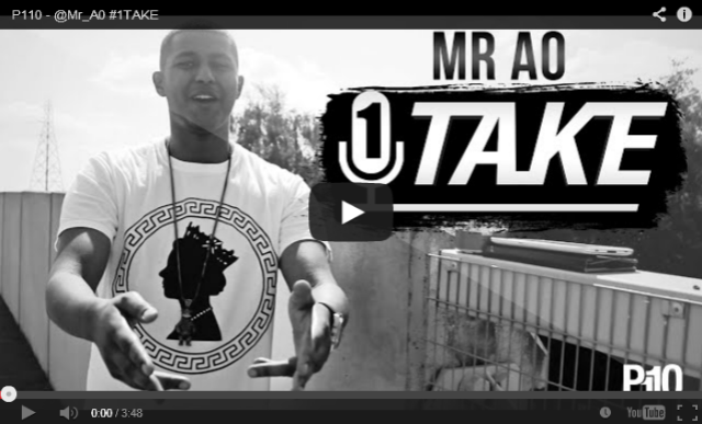 BRITHOPTV: [Freestyle Video] A0 (@Mr_A0) - #1TAKE #Freestyle [ @P110Media] | #UKRap #UKHipHop