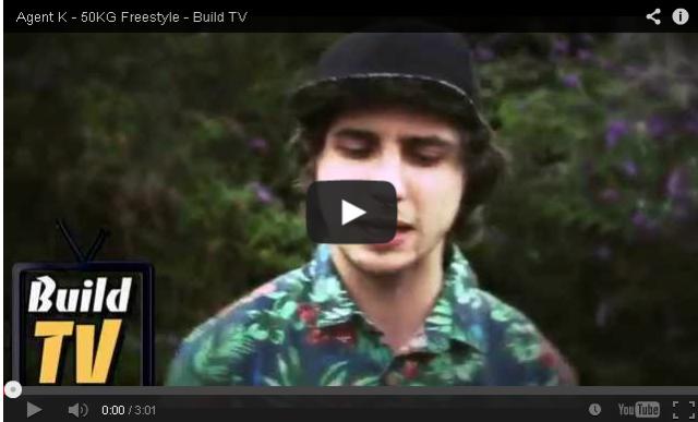 BRITHOPTV: [Freestyle Video] Agent K (@imAgentK) - ' #50kg Freestyle' [Build TV - Dir. @itsJaymalD] | #Grime