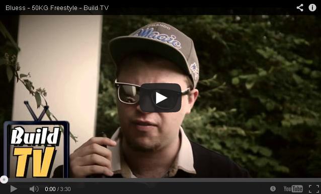 BRITHOPTV: [Freestyle Video] Bluess (@BluessMIS) - ' #50kg Freestyle' [Build TV - Dir. @itsJaymalD ] | #Grime