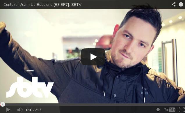 BRITHOPTV: [Freestyle Video] Context (Context__) - ' #WarmUpSessions' [S8.EP7] | #UKRap #UKHipHop