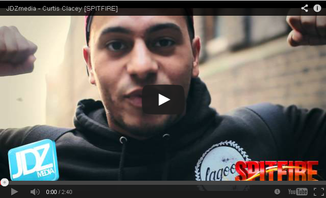 BRITHOPTV: [Freestyle Video] Curtis Clacey (@CurtiscLacey) - ' #Spitfire' [ @JDZMedia] | #UKRap #UKHipHop