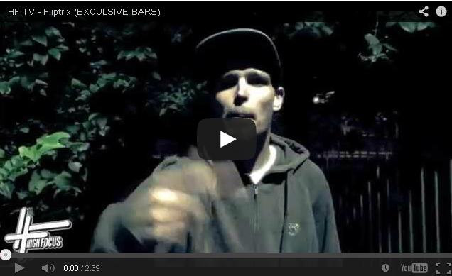 BRITHOPTV: [Freestyle Video] Fliptrix (@Mrfliptrix) - ' #HFTVBars Freestyle [@HighFocusUK] | #UKRap #UKHipHop