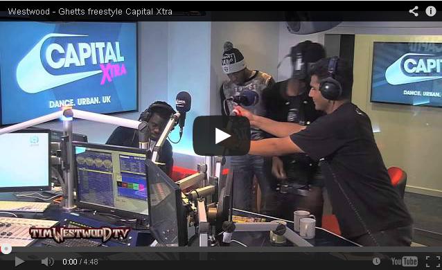 BRITHOPTV: [Freestyle Video] Ghetts (@JCLARKE_GHETTS) - ' #CapitalXtraFreestyle [@TimWestwood] | #Grime #UKRap