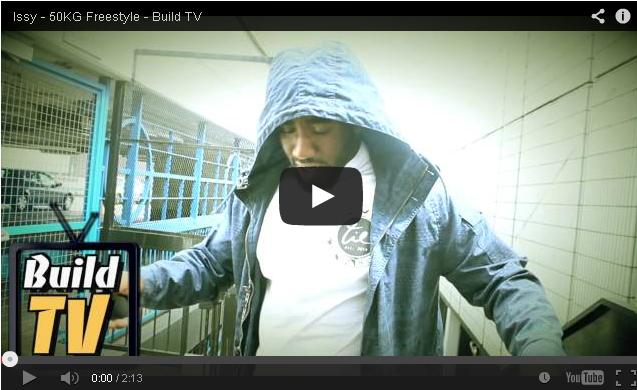 BRITHOPTV: [Freestyle Video] Issy (@icsheff) - ' #50kg Freestyle' [Build TV - Dir. @itsJaymalD ] | #Grime