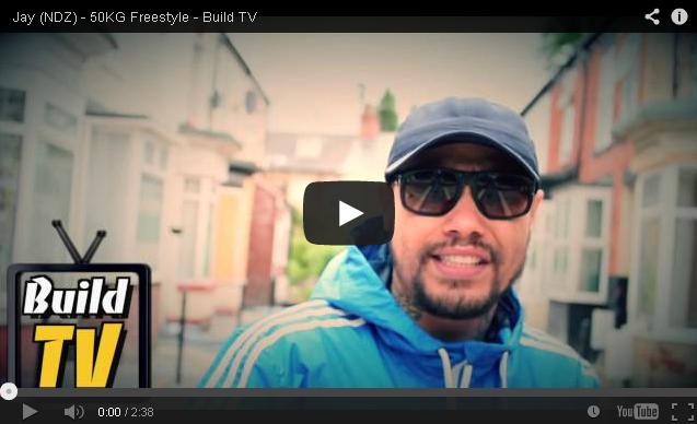 BRITHOPTV: [Freestyle Video] Jay (@phoenixkyza) - ' #50KGFreestyle' [Build TV: @itsJaymalD] | #UKRap #Grime