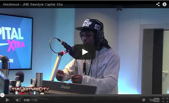 BRITHOPTV: [Freestyle Video] JME (@OfficialGiggs) - ' #CapitalXtraFreestyle [@TimWestwood] | #Grime #UKRap