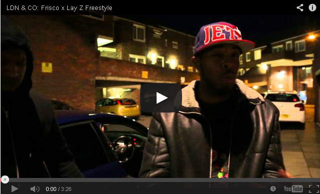 BRITHOPTV: [Freestyle Video] LDN & CO: Frisco (@BigFrisco) x Lay Z (@LayZ_Music) Freestyle | #UKRap #UKHipHop