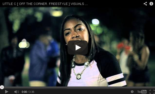 BRITHOPTV: [Freestyle Video] Little C (@littlecartist) - ' #OffTheCorner #Freestyle [@RapCityTV]   #UKHipHop #UKRap