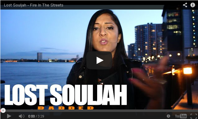 BRITHOPTV: [Freestyle Video] Lost Soujah (@iamLostSouljah) - ' #FireInTheStreets' [ @CharlieSloth] | #UKRap #UKHipHop