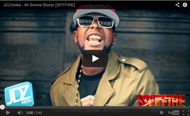 BRITHOPTV: [Freestyle Video] Mr Bonnie Blazer (@mr_blazer) - ' #Spitfire' [ @JDZMedia] | #UKRap #UKHipHop
