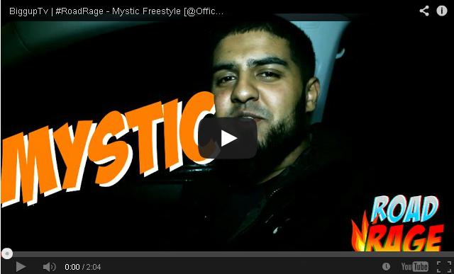 BRITHOPTV: [Freestyle Video] Mystic (@OfficialMystic) - #RoadRage Freestyle [@BiggUpTV] | #Grime #UKRap
