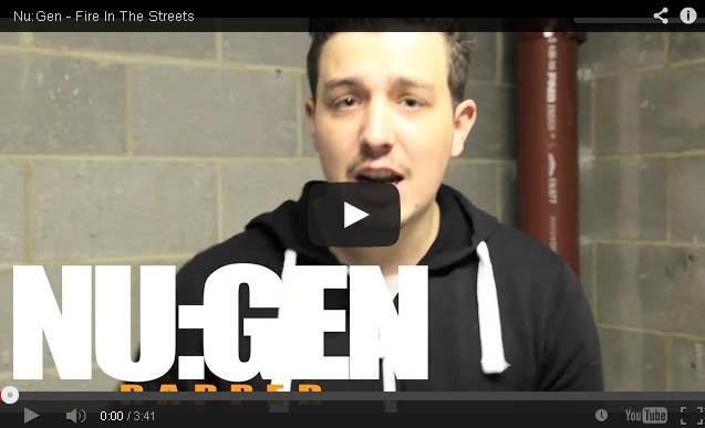 BRITHOPTV: [Freestyle Video] Nu:Gen (@NuGenUK)- ' #FireInTheStreets' [ @CharlieSloth] | #UKRap #UKHipHop