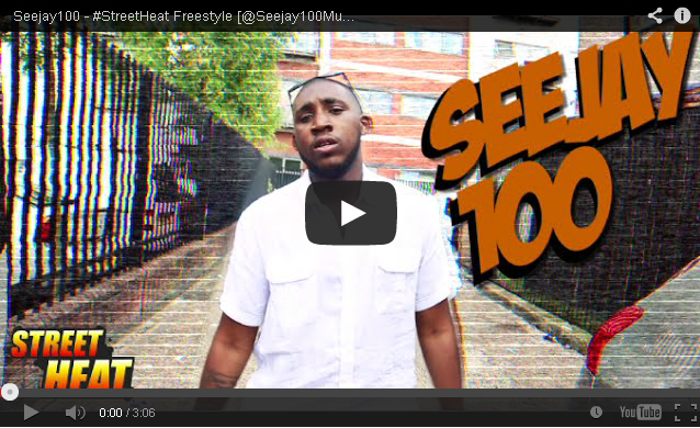 BRITHOPTV: [Freestyle Video] Seejay100 (@Seejay100Music) - #StreetHeat Freestyle   #UKRap #UKHipHop