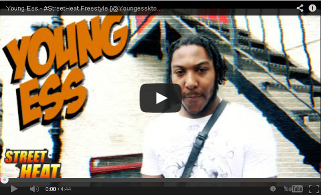 BRITHOPTV: [Freestyle Video] Young Ess (@Youngessktown) - #StreetHeat Freestyle | #UKRap #UKHipHop