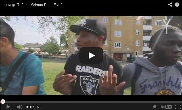 BRITHOPTV: [Freestyle Video] Youngs Teflon (@YoungsTeflon) - #GrimeIsDead Part 2 Freestyle | #UKRap #UKHipHop