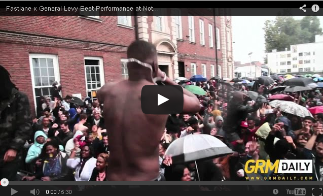 BRITHOPTV: [Live Performance] Fastlane (@FastLaneWez) x General Levy (@Generallevy) Best Performance at Notting Hill Carnival 2014| #DNB #Jungle