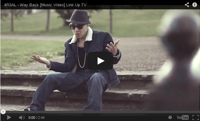 BRITHOPTV: [Music Video] 4R3AL (@4realartist) - 'Way Back' | #UKRap #UKHipHop