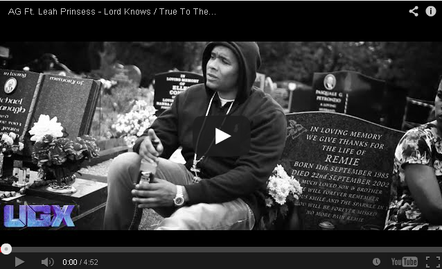 BRITHOPTV: [Music Video] AG - 'Lord Knows / True To The Game Ft. Leah Prinsess' | #UKRap #UKHipHop