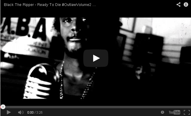 BRITHOPTV: [Music Video] Black The Ripper (@BlackTheRipper ) - 'Ready To Die' | #UKRap #UKHipHop