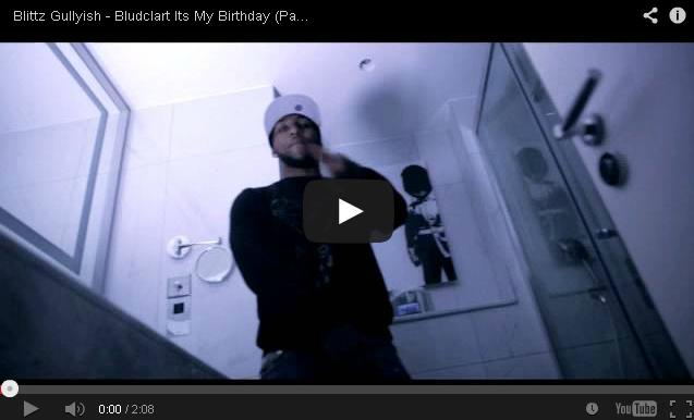 BRITHOPTV: [Music Video] Blittz Gullyish (@Boasy_Blittz) - 'Bludclart Its My Birthday (Part 2)'   #UKRap #UKHipHop