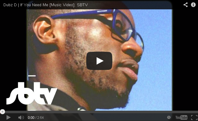 BRITHOPTV: [Music Video] Dubz D (@DUBZ_D) - 'In You Need Me' | #UKRap #UKHipHop