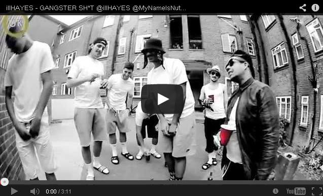 BRITHOPTV: [Music Video] illHayes (@illHAYES) - 'Gangsta Sh*t' [Prod. @MyNameIsNuttyP] | #UKRap #UKHipHop