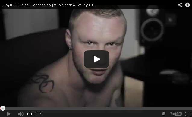 BRITHOPTV: [Music Video] Jay3 (@Jay3GrimeOnline) - 'Suicidal Tendencies' | #UKRap #UKHipHop