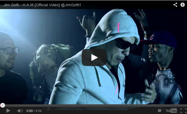 BRITHOPTV: [Music Video] Jim Gotti (@JimGotti1) - 'H.A.M' | #UKRap #UKHipHop